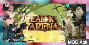 Download AFK Arena Mod Apk latest 2021 (Unlimited diamonds) 3