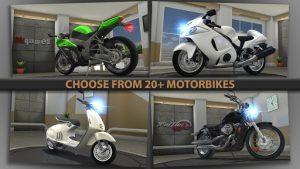 Free download Traffic Rider Mod Apk Latest (Unlock Everthing) 1