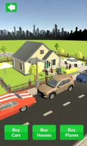 Download Get Rich 3D Mod latest ( Unlimited money, unlimited shopping) 1