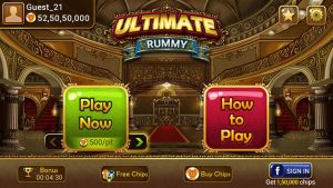 Ultimate Rummy circle Mod Latest download (Unlimited Chips) 1