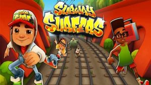 Subway Surfers Mod Latest Version (Unlimited Keys/Gold Coins) 1