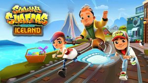 Subway Surfers Mod Latest Version (Unlimited Keys/Gold Coins) 2