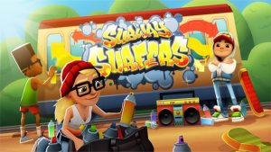 Subway Surfers Mod Latest Version (Unlimited Keys/Gold Coins) 3