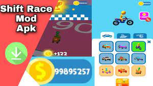Free Download Shift Race Mod Latest (Unlimited Money) 1