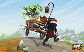 Download clumsy ninja mod latest (unlimited coins) 1