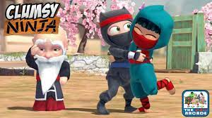 Download clumsy ninja mod latest (unlimited coins) 2