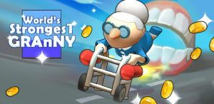 Free Download Strong Granny Pro Mod Apk latest (Unlimited Money) 1