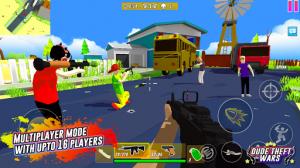 Dude theft wars Mod Apk latest Download(Unlimited Money) 4