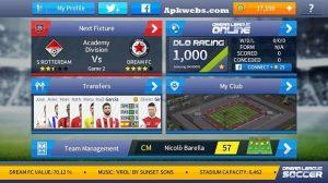 Dream League Soccer Mod (dls) Latest (Unlimited Money) 3