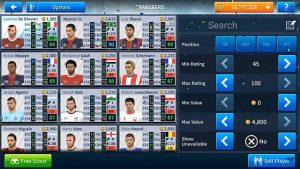 Dream League Soccer Mod (dls) Latest (Unlimited Money) 4