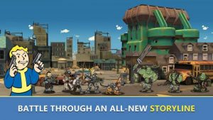 Fallout Shelter Mod Apk Download Latest(Unlimited Money) 2