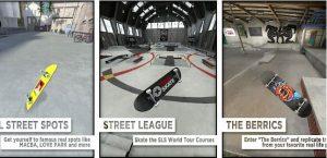 True Skate Mod Apk Latest Download (Unlimited Money/Unlocked levels) 3
