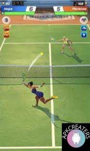 Tennis Clash: 3D Sports Mod Apk Latest (Unlimited Coins) 2