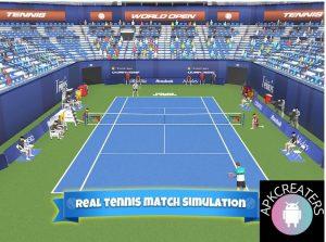 Tennis Clash: 3D Sports Mod Apk Latest (Unlimited Coins) 4