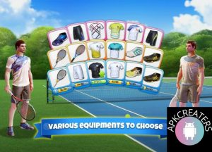 Tennis Clash: 3D Sports Mod Apk Latest (Unlimited Coins) 6