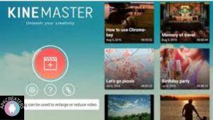 Kinemaster Pro Mod Latest Version (Without Watermark) 1
