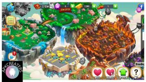 Dragon City Mod Latest Version (Unlimited Money/Food) 4