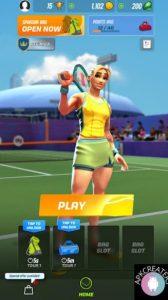 Tennis Clash: 3D Sports Mod Apk Latest (Unlimited Coins) 1