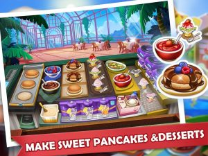 Cooking Madness Mod Latest Version (Unlimited Diamonds) 2