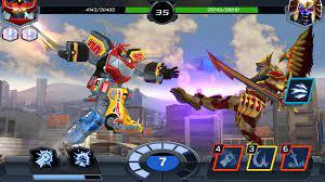 Power Rangers: Legacy War Mod latest version (Unlimited Money) 1