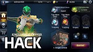 Power Rangers: Legacy War Mod latest version (Unlimited Money) 2