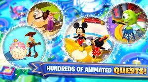 Disney Magic Kingdom Mod Apk Latest(Unlimited Gems) 2