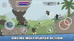 Mini Militia Mod: Doodle Army 2 Latest Download(Unlimited Pro Pack) 2