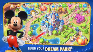 Disney Magic Kingdom Mod Apk Latest(Unlimited Gems) 3