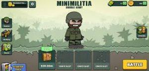 Mini Militia Mod: Doodle Army 2 Latest Download(Unlimited Pro Pack) 3
