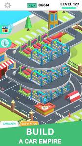 Idle Car Mod Apk Latest Version (Unlimited Money) 4