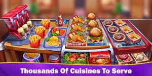 Cooking Madness Mod Latest Version (Unlimited Diamonds) 6