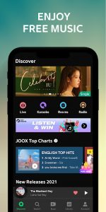 JOOX Music Mod Apk Latest (Premiun features unlocked) 6