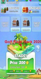 Golf Rival Mod Apk Latest version (Unlimited Money) 5