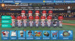 Baseball 9 Mod Apk Lates Version (Unlimited Money/Gems/Energy) 1