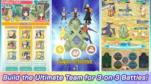 Pokemon Masters Ex Mod Apk Latest (Unlimited Money) 2