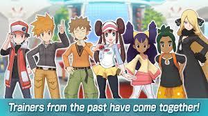 Pokemon Masters Ex Mod Apk Latest (Unlimited Money) 3