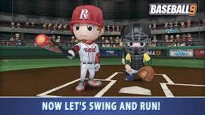 Baseball 9 Mod Apk Lates Version (Unlimited Money/Gems/Energy) 2