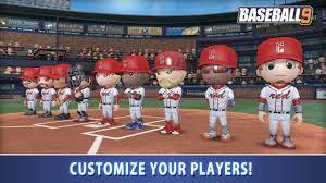 Baseball 9 Mod Apk Lates Version (Unlimited Money/Gems/Energy) 5