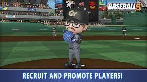 Baseball 9 Mod Apk Lates Version (Unlimited Money/Gems/Energy) 7