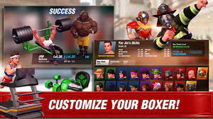 Boxing Star Mod Latest Version (Unlimited Money) 1
