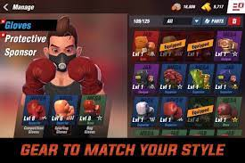 Boxing Star Mod Latest Version (Unlimited Money) 3