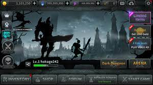 Dark Sword Mod Latest Version (Unlimited Money and Gold) 4