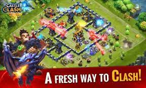 Castle Clash Mod Apk Latest (Unlimited Money/Gems) 3