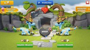Dragon Mania legends Mod Latest (Unlimited Gems/Coins) 2