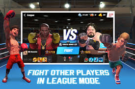 Boxing Star Mod Latest Version (Unlimited Money) 5