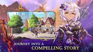 Evertale Mod Apk Latest (Unlimited Money/Free Shopping) 4