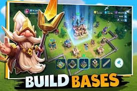 Castle Clash Mod Apk Latest (Unlimited Money/Gems) 4