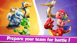 Dragon Mania legends Mod Latest (Unlimited Gems/Coins) 3