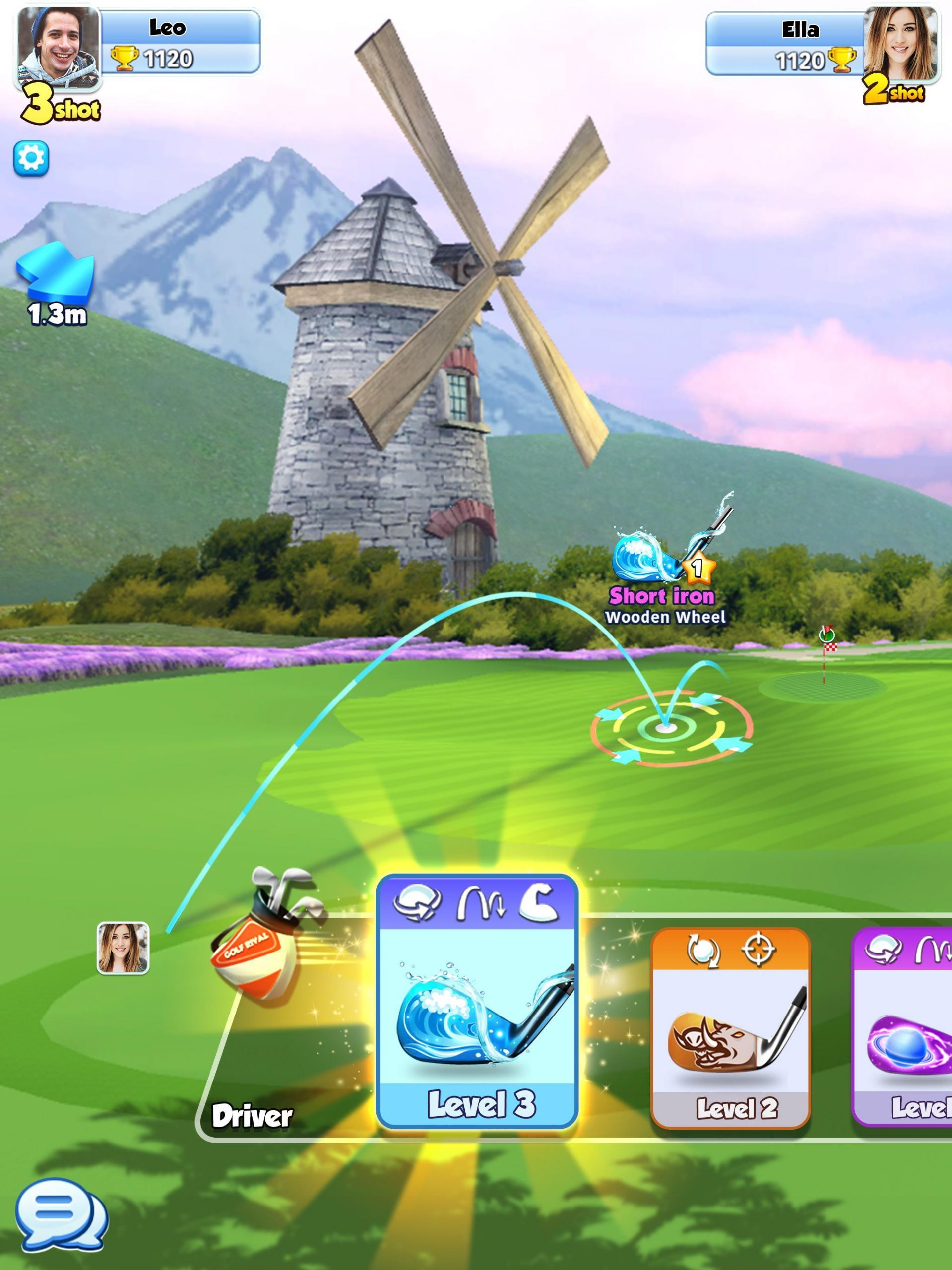 Golf Rival Mod Apk Latest version (Unlimited Money) 4