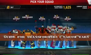 TRANSFORMERS: Earth War Mod (Unlimited Money/God Mode) 2